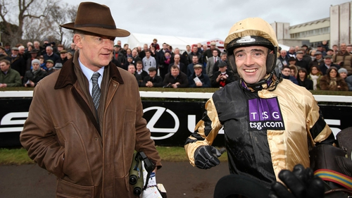 Willie Mullins provides all five of Ruby Walsh's mounts at Clonmel on Thursday
