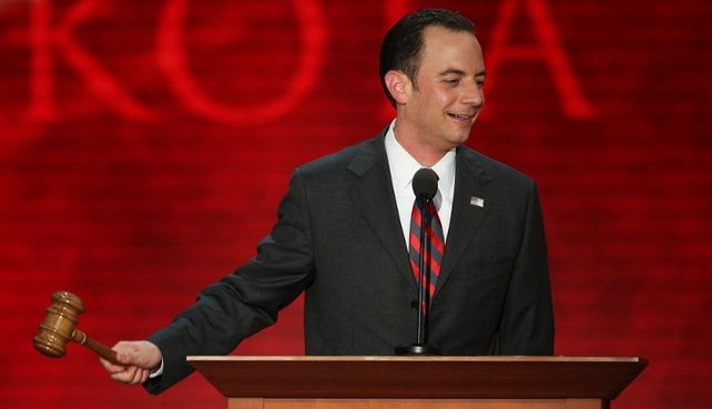Republican National Committee Chairman Reince Preibus is under intense pressure to improve the Republican brand