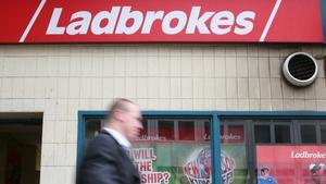 Ladbrokes says its first quarter profits fell by £13m