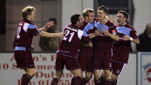 Cobh Ramblers return to the First Division for the 2013 season
