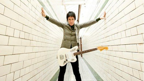 Johnny Marr releases his debut solo album this Friday