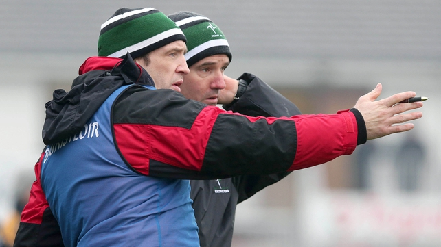 Former Wexford boss Jason Ryan has been drafted in to help Kildare boss Kieran McGeeney