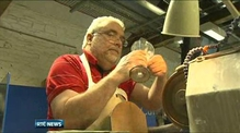 Trademark campaign over Waterford Crystal production