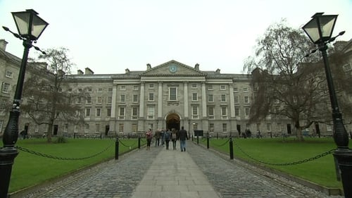 Trinity College has set itself a target of having 8% of its student body from Northern Ireland