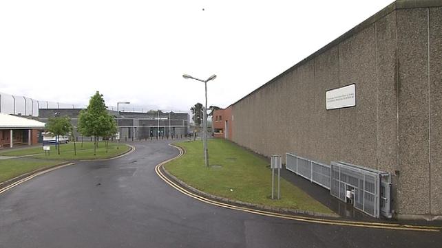 The prisoner was found slumped in his cell at Cloverhill prison in Dublin last night