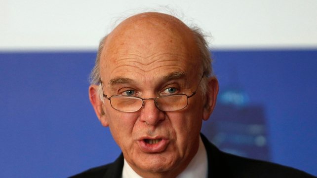 Vince Cable said the 'capital Taliban' in the Bank of England were imposing onerous restrictions