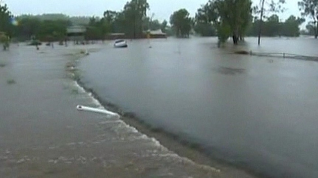 Rockhampton recorded its wettest January day since 1939