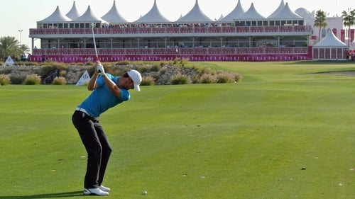 Wood has put himself in a strong position in Doha
