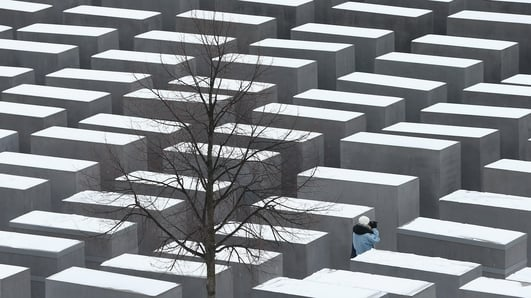 Holocaust Memorial Day.
