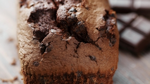Catherine Fulvio's Chocolate Breadcrumb and Almond Cake