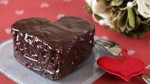 Valentine Chocolate sponge