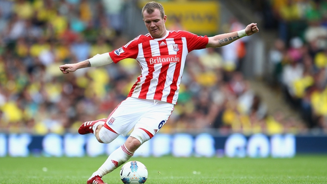 Glenn Whelan will face no action over his two-footed challenge on Javi Garcia
