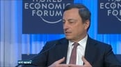 Draghi says markets now relatively tranquil