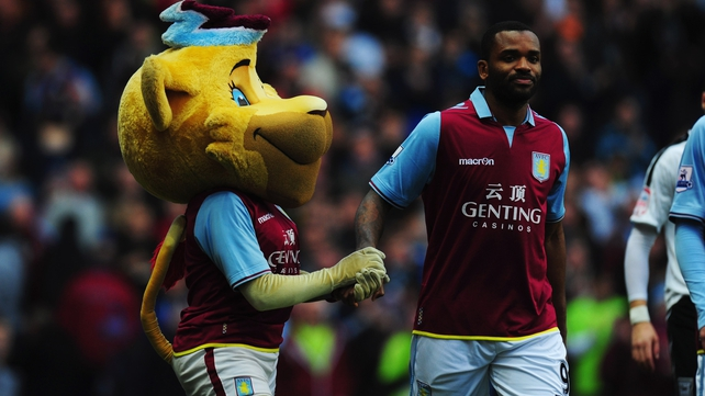 Darren Bent looks set to leave Aston Villa