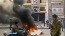 Four killed in Egypt during anniversary violence