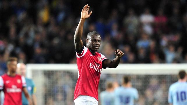 Emmanuel Frimpong was at Charlton last season