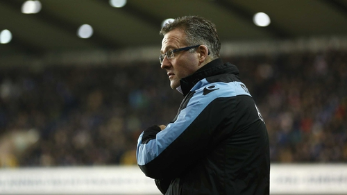 Paul Lambert is under pressure after two cup exits in a matter of days