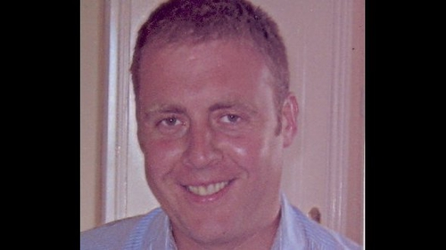 Adrian Donohoe was shot dead during an armed robbery at the Lordship Credit Union in Co Louth in 2013