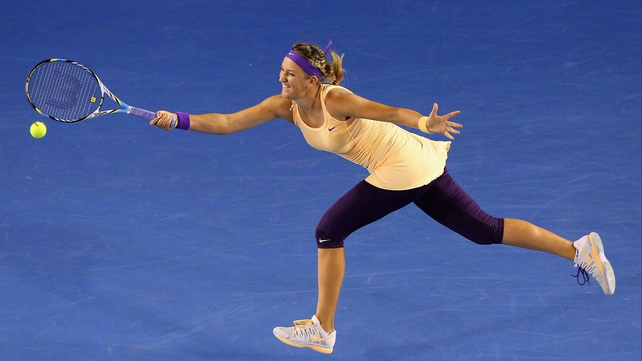 2013 Australian Open champion Victoria Azarenka
