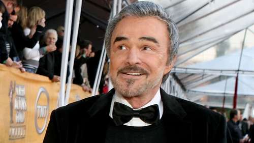 Burt Reynolds has been admitted to hospital