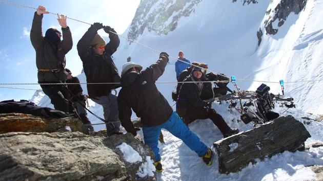 The Summit won an editing gong at Sundance