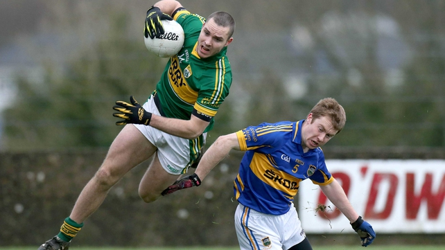 Kerry easily overcame Tipperary in the McGrath Cup final