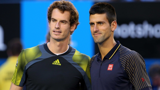 Novak Djokovic got the betting of Andy Murray in the Australian Open final