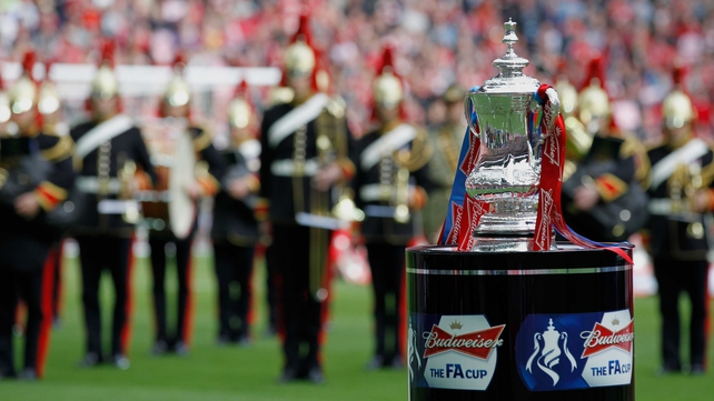 Wigan are the current holders of the FA Cup