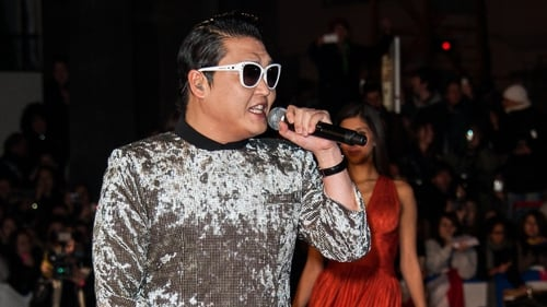 The real Psy