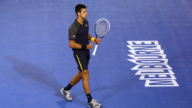 Novak Djokovic finished strongly to see off Andy Murray in the final