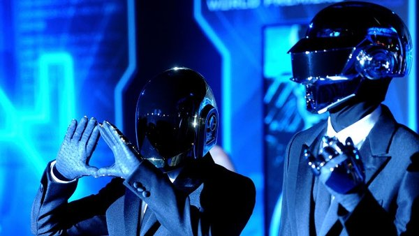 Daft Punk's fourth album expected in the spring.