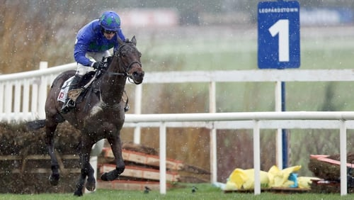 Hurricane Fly makes a return to action at Punchestown