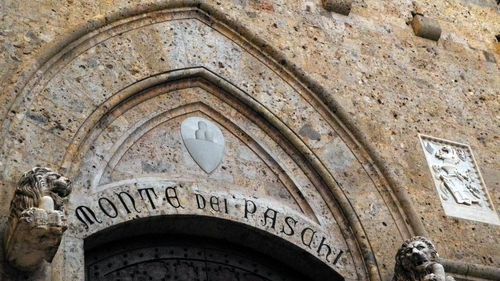 Former head of finance at Monte dei Paschi di Sienna arrested