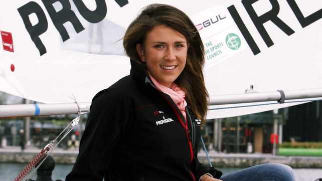 Annalise Murphy is back