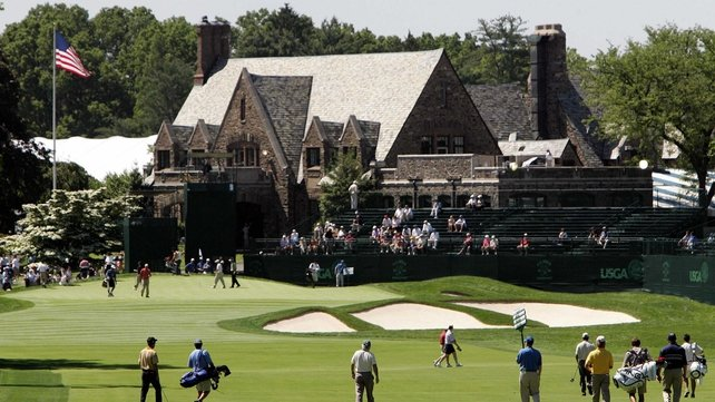 Winged Foot last hosted the US Open in 2006