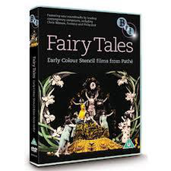 'Fairy Tales: Early Colour Stencil Films from Pathé'