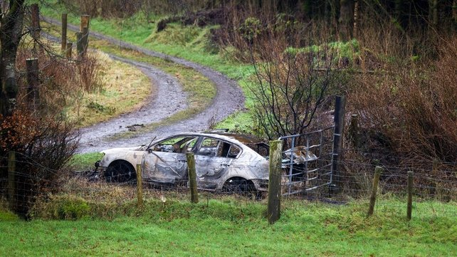 Gardaí believe the car used by the killers of Detective Garda Adrian Donohoe was stolen in Co Louth