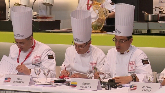 Renowned Bocuse D'Or awards will take place during the show
