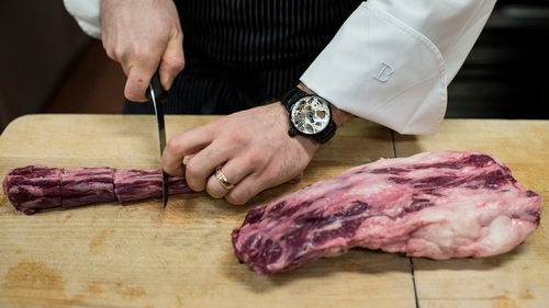 As well as fillets, chefs may choose to use ox cheek and ox tail