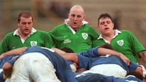 Former Leinster and Ireland loosehead prop Reggie Corrigan analyses the Ireland scrum ahead of the RBS 6 Nations