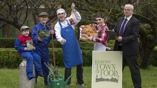 Kilkenny looking to crown it's 'Town of Food'