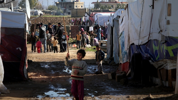 More than 700,000 Syrian refugees have fled to other countries in the region