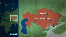 Fog blamed as 22 killed in Kazakhstan plane crash