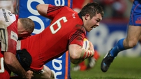 Munster captain Peter O'Mahony looks ahead to the new season