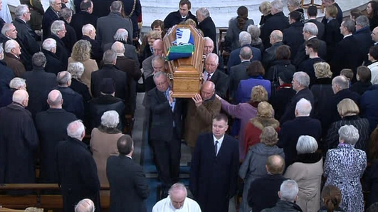 'Heffo' laid to rest