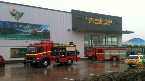 An internal wall at the ConnachtGold store collapsed three years ago
