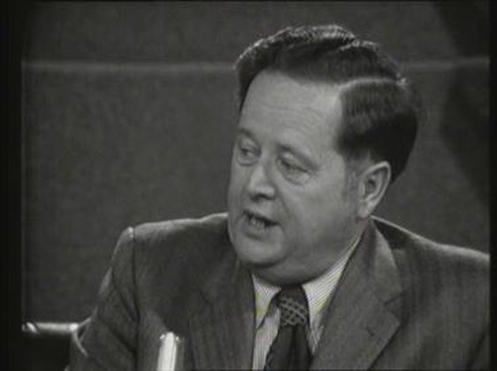 Michael O'Hehir on The Late Late Show, 1975
