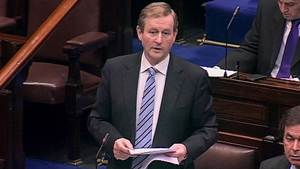 Taoiseach Enda Kenny told the Dáil that the two hospital projects had been in progress since 2006