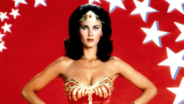 Lynda Carter played Wonder Woman in the 1975 to 1979 TV series