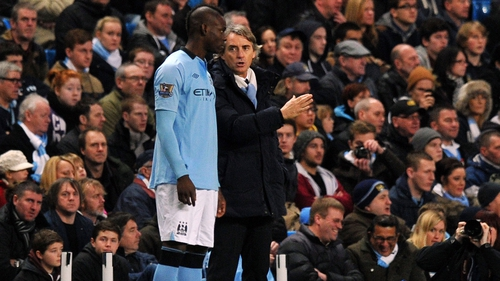 Mario Balotelli's tempestuous relationship with City boss Roberto Mancini has garnered considerable media attention